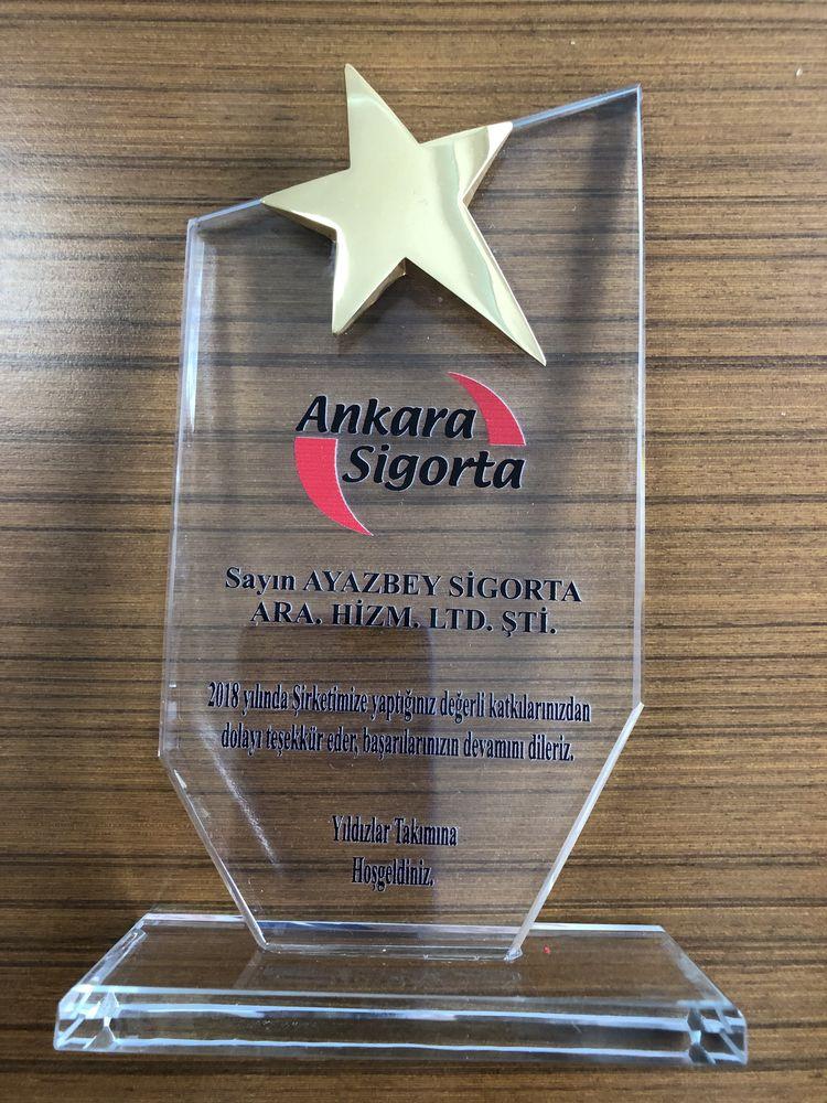 YILDIZLAR TAKIMI Ödülü